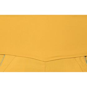 Ocun Noya Shorts Women Yellow/Blue